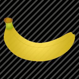 banana, diet, food, fruit, healthy, healthy food, vegetarian icon