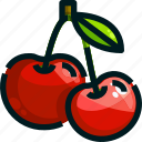 cherry, food, fruit, fruits, healthy