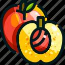 food, fruit, fruits, healthy, nectarine