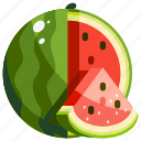 food, fruit, fruits, healthy, watermelon