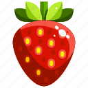 food, fruit, fruits, healthy, strawberry