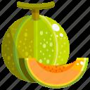 food, fruit, fruits, healthy, melon