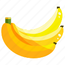 banana, food, fruit, fruits, healthy icon