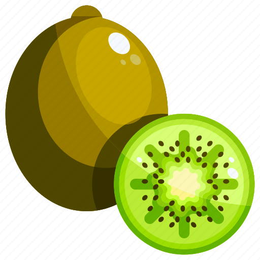 Food, fruit, fruits, healthy, kiwi icon - Download on Iconfinder