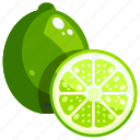 lime, healthy, fruit, food, fruits