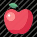 apple, eat, food, fruit, healthy