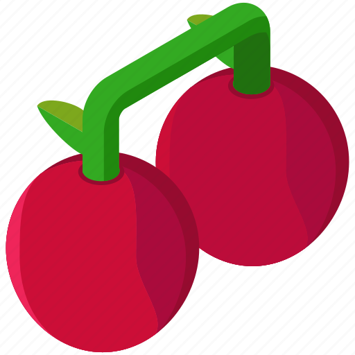 cherries, cherry, food, fruit, fruits, healthy icon