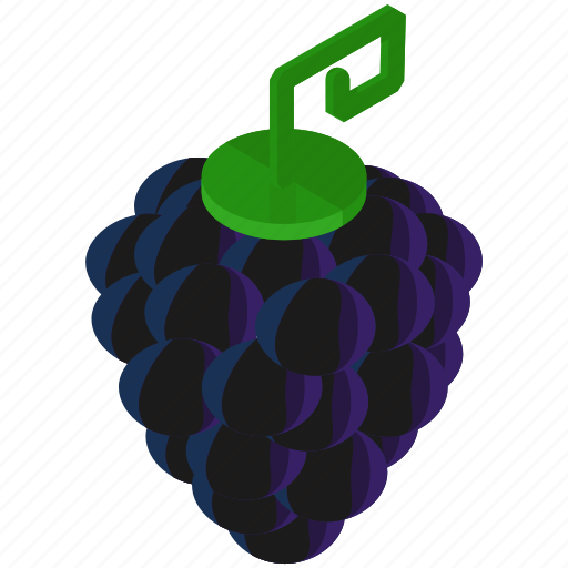food, fruits, grape, grapes, healthy, nature icon