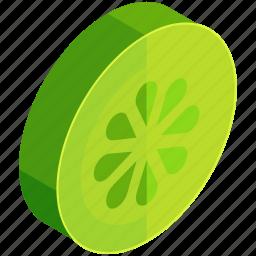 citrus, food, fruit, healthy, lemon, lime, slice icon