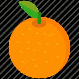 citrus, food, fruit, healthy, orange icon