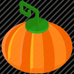 food, fresh, healthy, pumpkin, vegetables icon