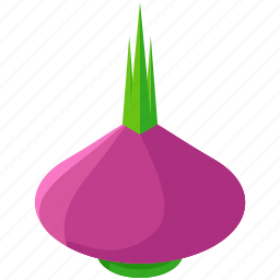food, fresh, healthy, radish, vegetables icon