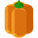 food, fresh, healthy, squash, vegetables icon
