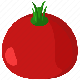 food, fruits, healthy, salad, tomato, vegetables icon