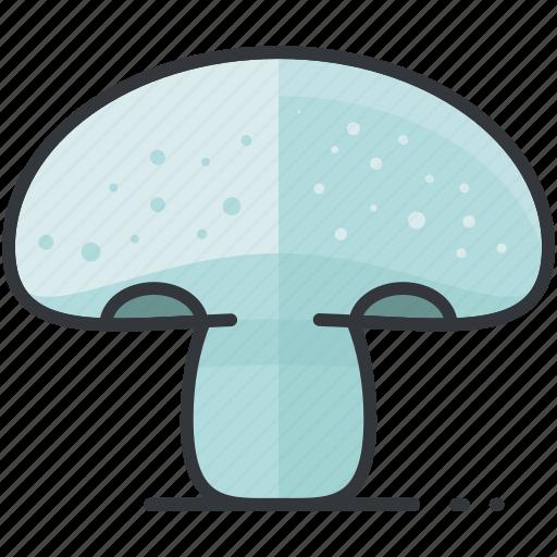 food, health, mushroom, organic, vegetable icon