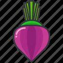food, health, organic, turnip, vegetable icon