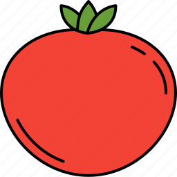 food, healthy, sauce, tomato, vegetable icon