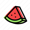 eat, food, fruit, vegetable, watermelon