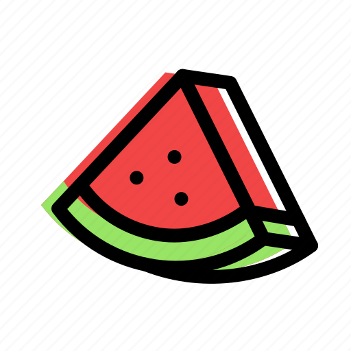 eat, food, fruit, vegetable, watermelon icon
