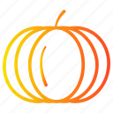 halloween, pumpkin, spooky, vegetables icon