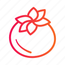healthy, ketchup, red, tomato, vegetables icon