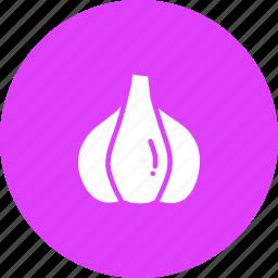 garlic, seasoning, spice, vegetable icon