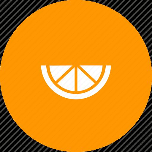 citrus, fruit, lemon, lime, piece icon