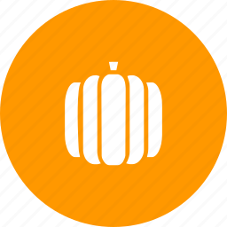halloween, pumpkin, vegetable icon