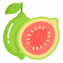 guava, tropical, fruit, organic