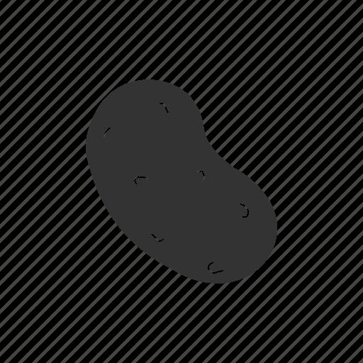 potato, spud, vegetable icon