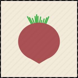 beet, beets, food, fresh, healthy, root, vegetable icon