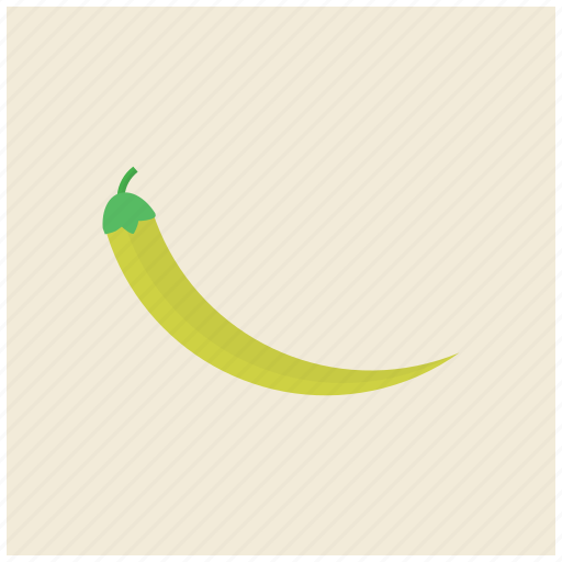 chilly, food, fresh, green, pepper, pepperoncini, spice icon