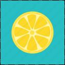 food, fruit, healthy, lemon, lime, tropical, vitamin c icon