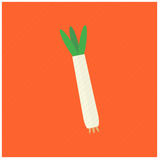 eat, food, fresh, healthy, onion, spring, vegetable icon