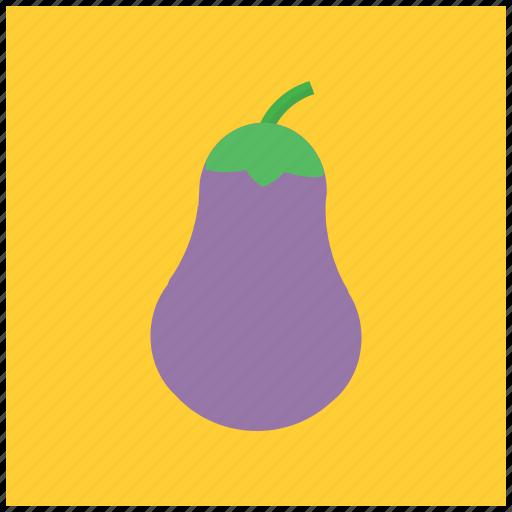 brinjal, eggplant, food, fresh, groceries, healthy, vegetable icon