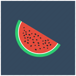 eat, fruit, healthy, juicy, melon, vegetable, watermelon icon