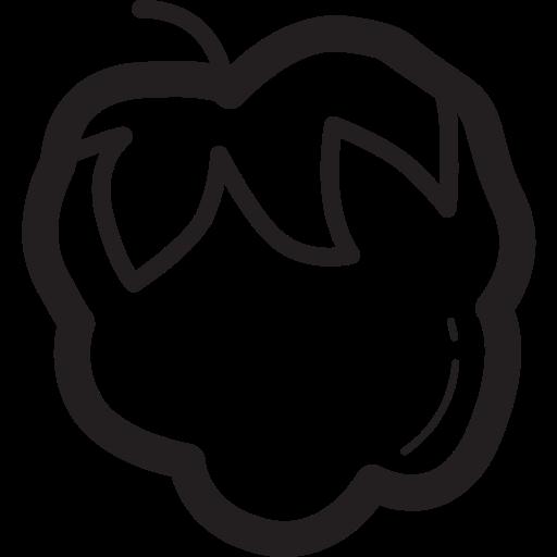 fruit, fruits, raspberry icon