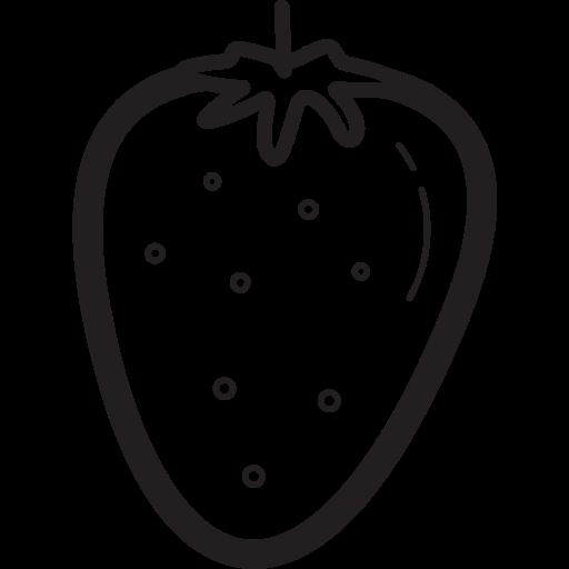 fruit, fruits, strawberry icon