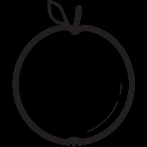 fruit, fruits, orange icon