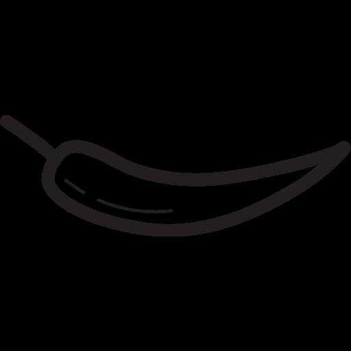 chilli, pepper, vegetable, vegetables, veggie, veggies icon