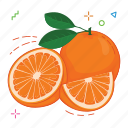 fruits, orange, fruit