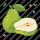 fruit, fruits, pear