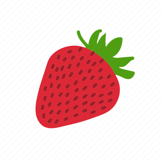 farm, food, fruit, organic, strawberry, vegetable icon