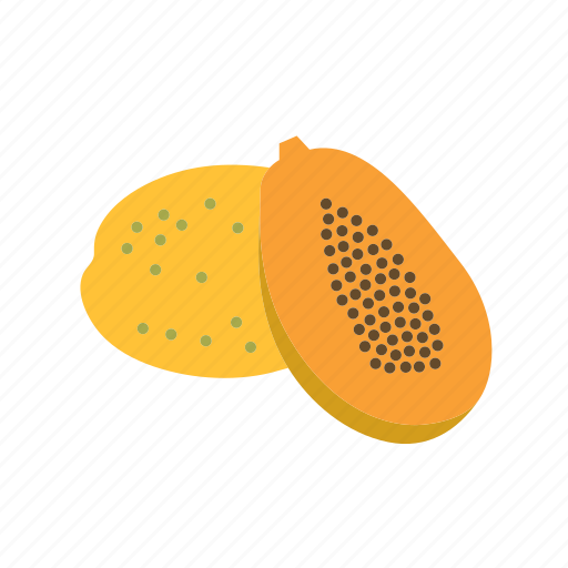 farm, food, fruit, nature, organic, papaya icon