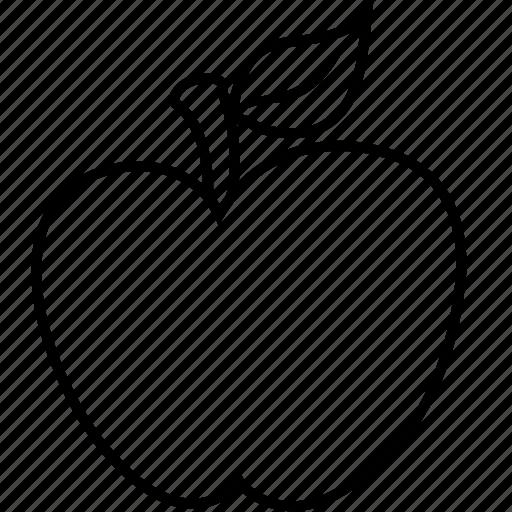 apple, apple juice, food, fruits, fruits icon icon