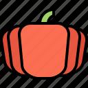food, pumpkin, shop, supermarket, vegetable, vegetables icon