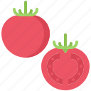 food, shop, supermarket, tomato, vegetable, vegetables icon