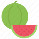 food, fruit, fruits, shop, supermarket, watermelon