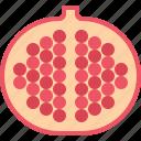 food, fruit, fruits, pomegranate, shop, supermarket
