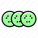 basic license, color, cucumber, food, vegetable icon